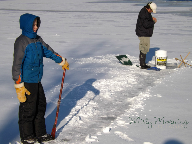 ice fishing, moosehead lake, moosehead, rockwood, maine