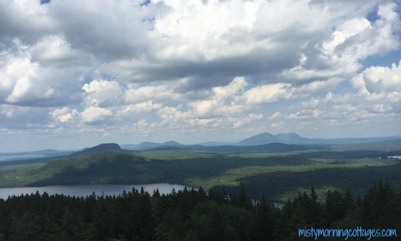 Mt. Kineo View - Rockwood, Maine