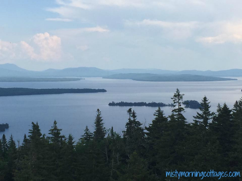 A Beautiful Summer at Moosehead Lake